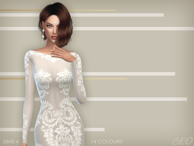 DRESS - ANVEAY by BEO