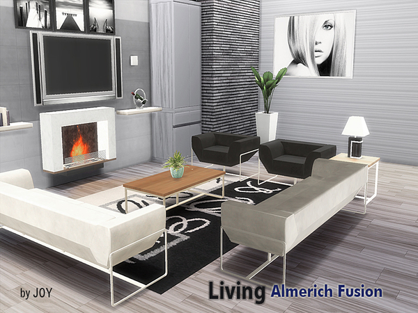 Living Almerich Fusion by Joy