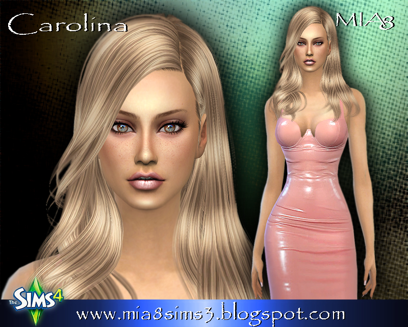 Carolina by Mia8