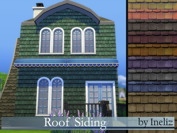 Roof Siding by Ineliz