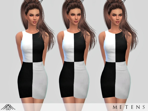 Ariana - Dress by Metens