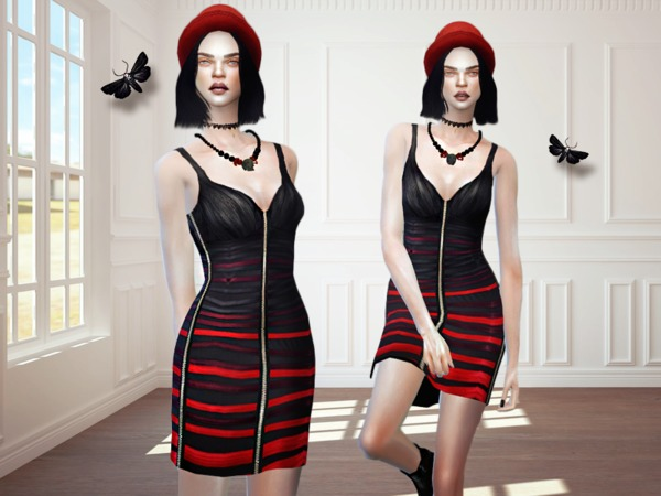 Jolene Dress by MissFortune