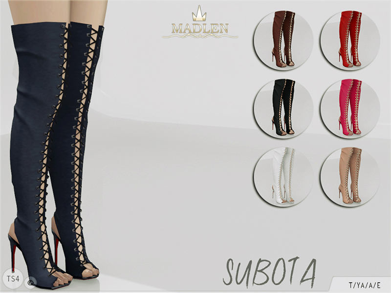 Madlen Subota Boots   BY MJ95