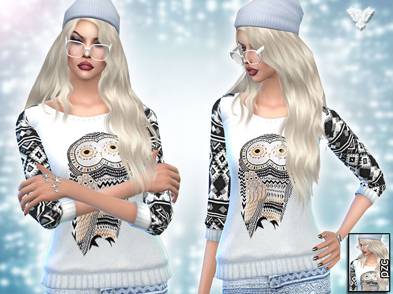 Inspiration Winter Aztec Set  BY Pinkzombiecupcakes