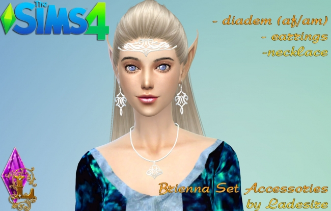 Brienna Accessories Set by Ladesire