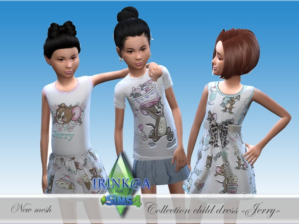 Collection child dress by Irishkakic