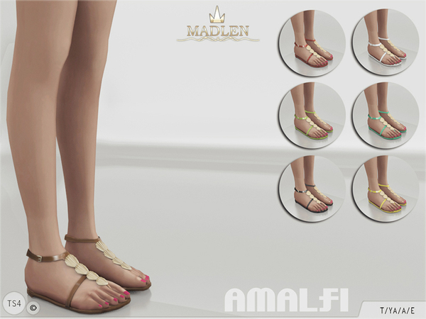 Madlen Amalfi Shoes by MJ95