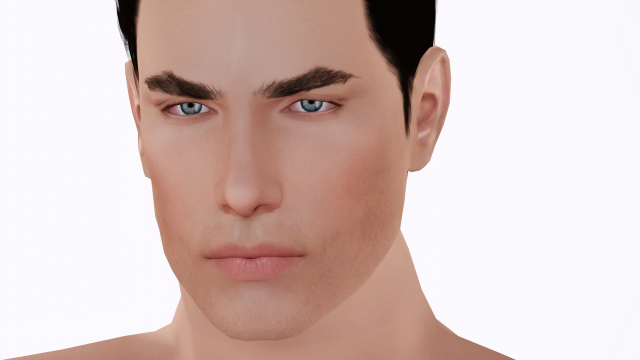 Male Skin & Contacts by Golyhawhaw