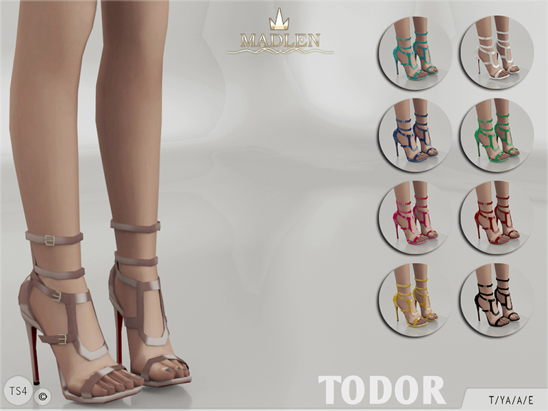 Madlen Todor Shoes  BY MJ95