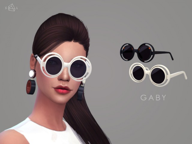 Sunglasses and Earrings Set - GABY by starlord