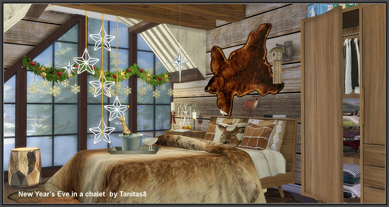 New Year's Eve Chalet by Tanitas8