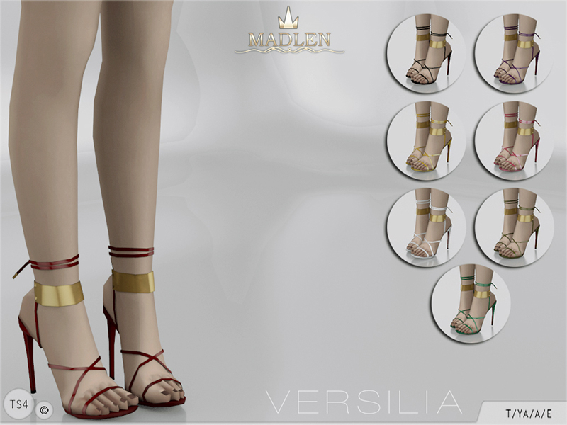 Madlen Versilia Shoes  BY MJ95