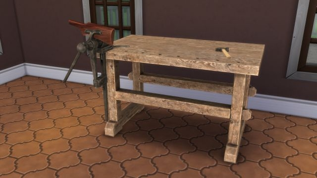 Gunsmith Table from Bioshock Infinite by Ozyman4