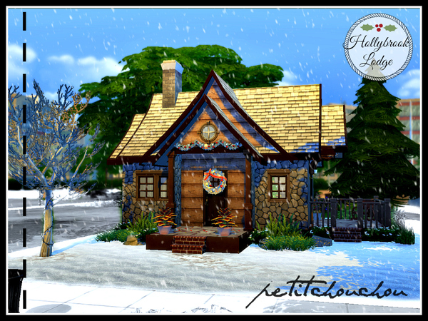 Hollybrook Lodge by petitchouchou