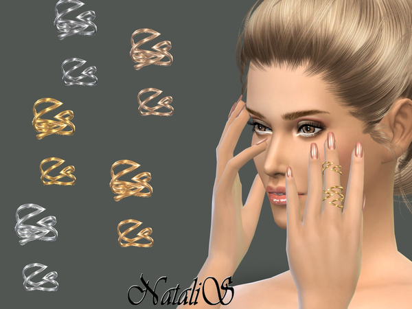 NataliS_Winged double ring