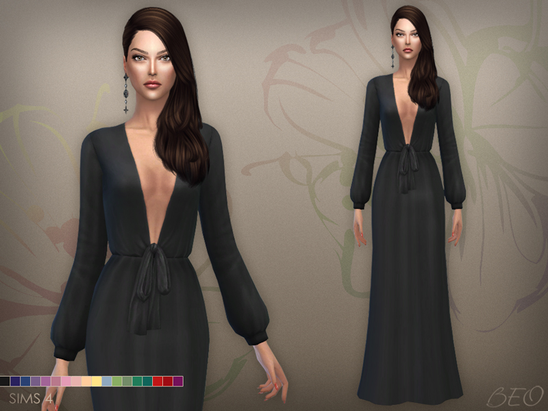TS3 Dress Conversion by BEO