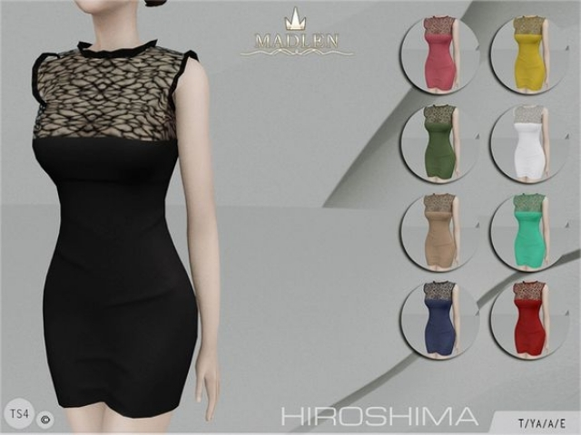 Hiroshima Dress by MJ95