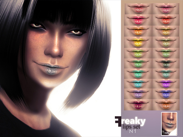 Freaky Lipstick[nr1] by freqqy