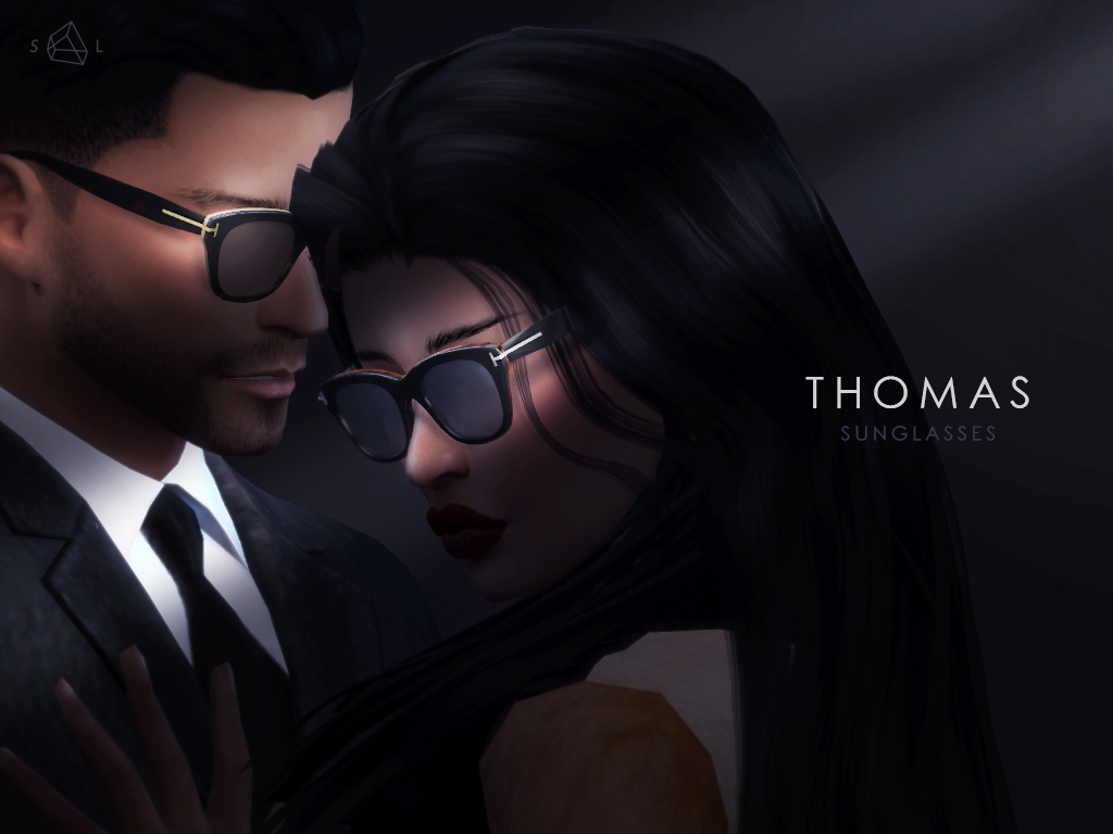 Thomas Sunglasses by StarlordSims