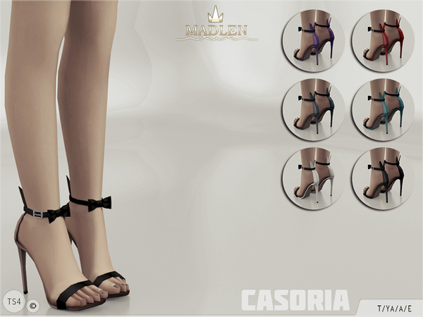 Madlen Casoria Shoes by MJ95