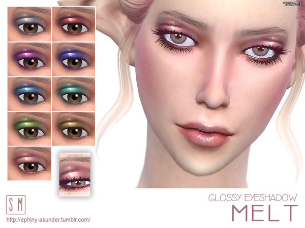 Glossy Eyeshadow by Screaming Mustard