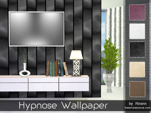 Hypnose Wallpaper by Rirann