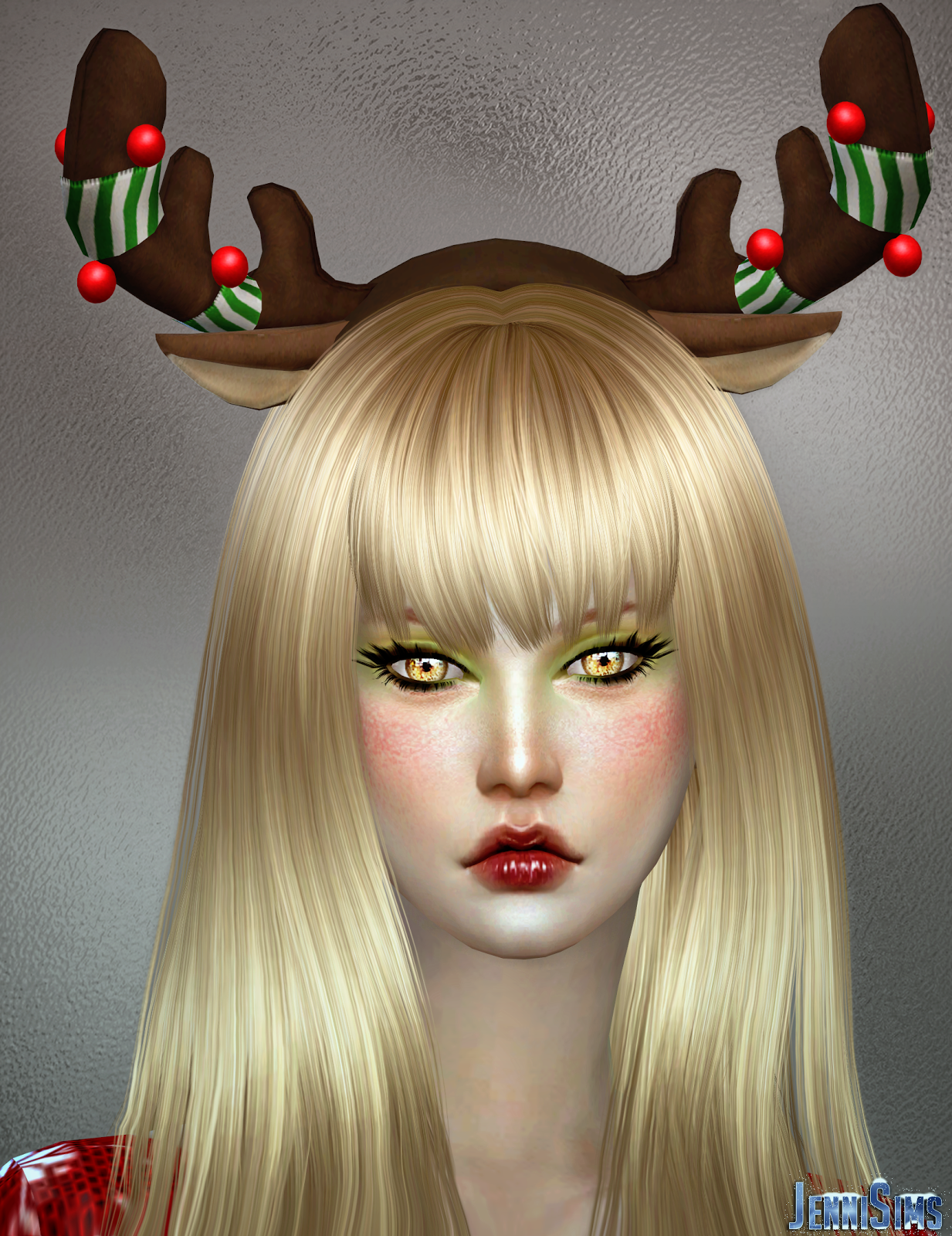 Reindeer Accessory by JenniSims