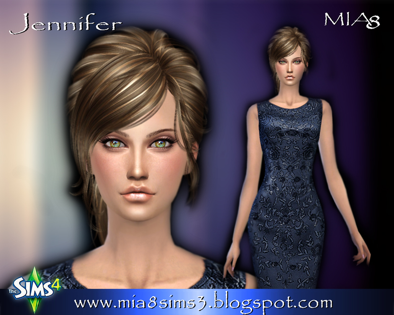 Jennifer by Mia8