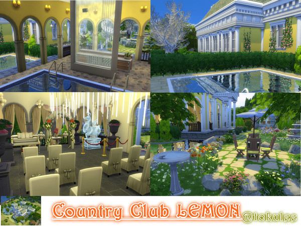 Country Club LEMON by leetoku