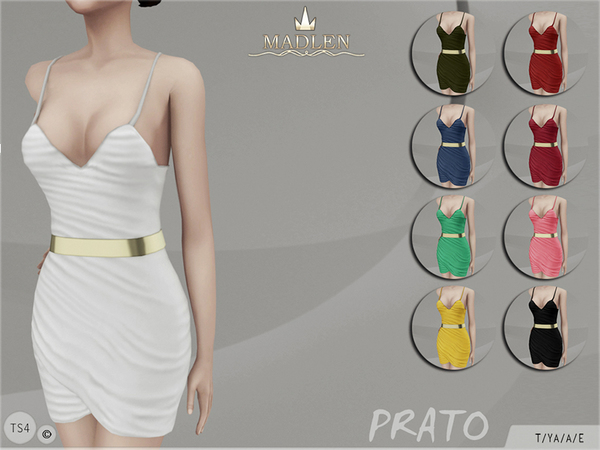 Madlen Prato Dress by MJ95