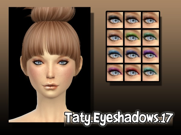 Eyeshadows_17 by tatygagg