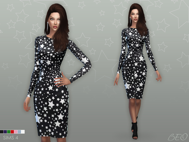 Dolce & Gabbana Stars Dress by BEO