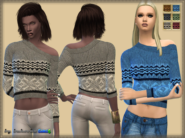 Sweater Pattern by bukovka