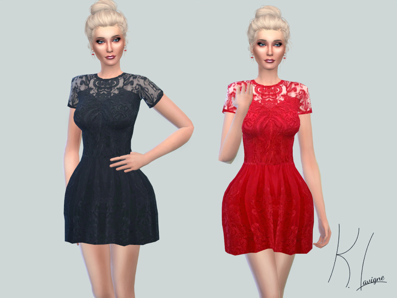 Aviana Dress BY Karla Lavigne