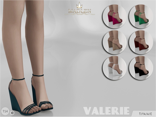 Madlen Valerie Shoes by MJ95
