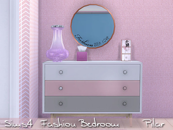 Fashion Bedroom by Pilar