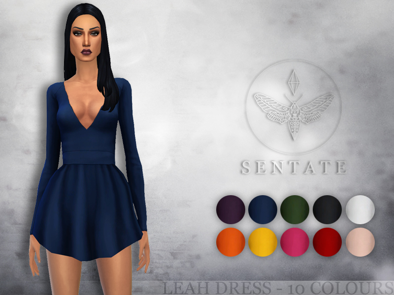 Leah Dress  BY Sentate