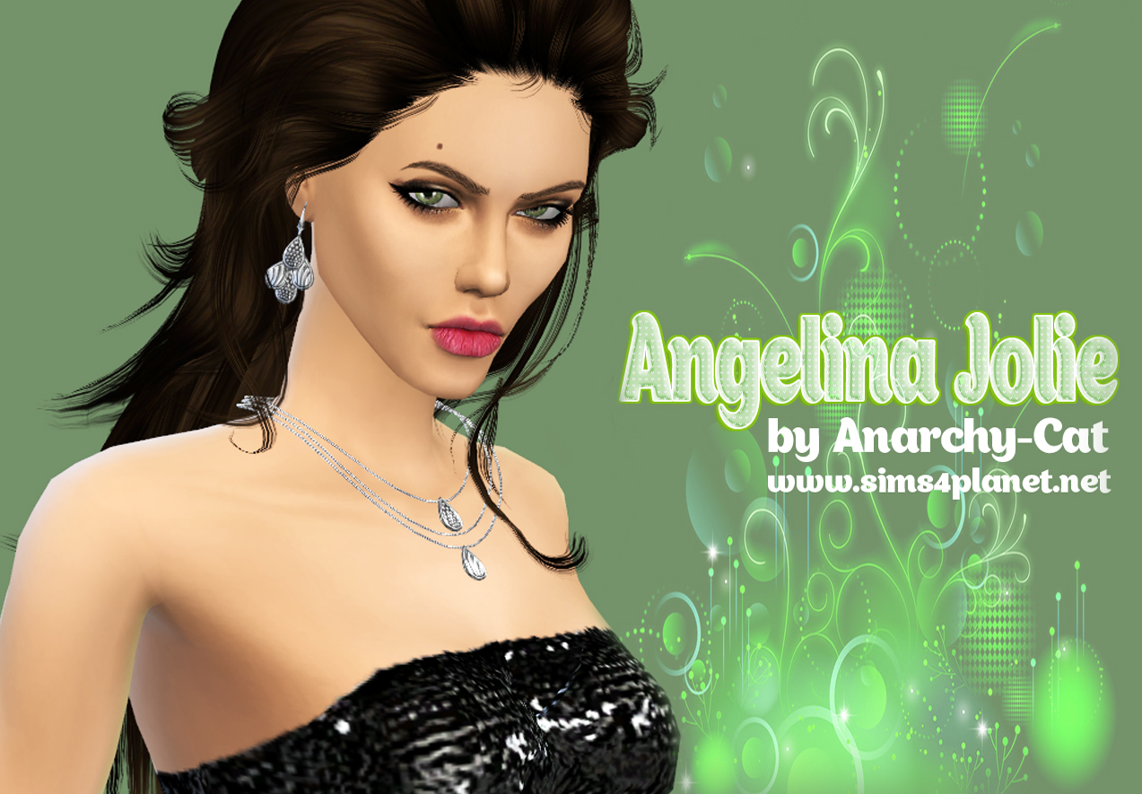 Angelina Jolie by Anarchy-Cat