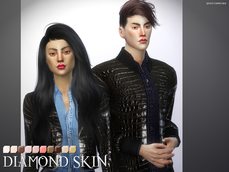PS Diamond Skins BY Pralinesims
