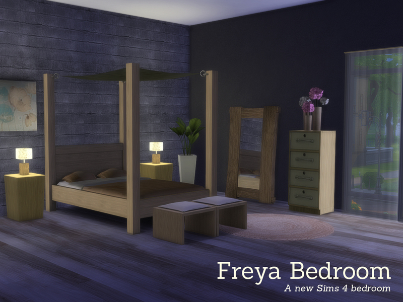 Freya Bedroom by Angela