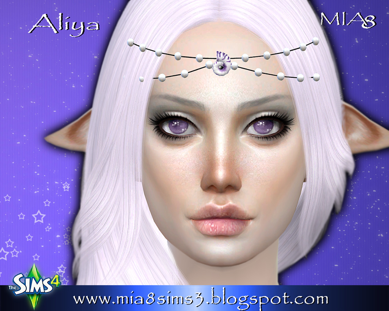 Aliya (elf) by Mia8