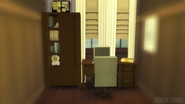 Carson Office Set by KiaraRawks