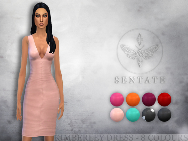 Kimberley Dress by Sentate