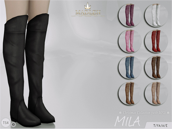 Madlen Mila Boots by MJ95