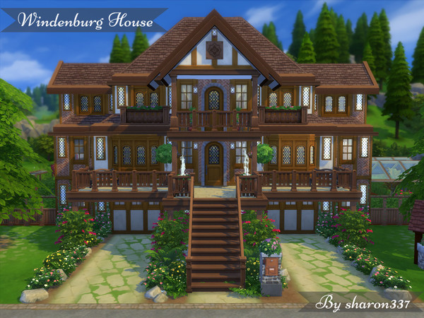 Windenburg House by sharon337