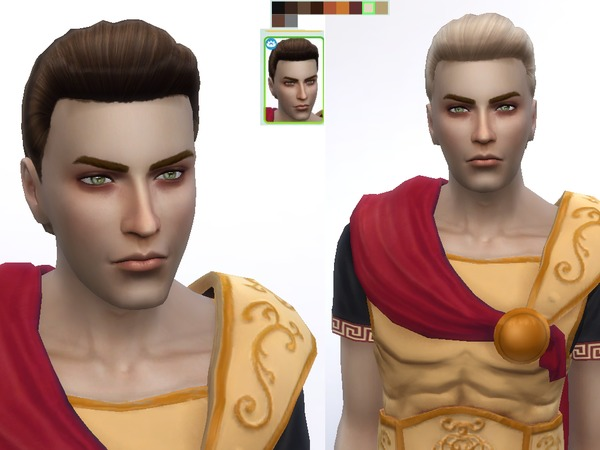 Male hair retexture - Spa Day needed by TatyanaName
