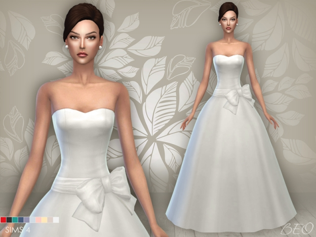 Wedding dress 04 (S4) by BEO