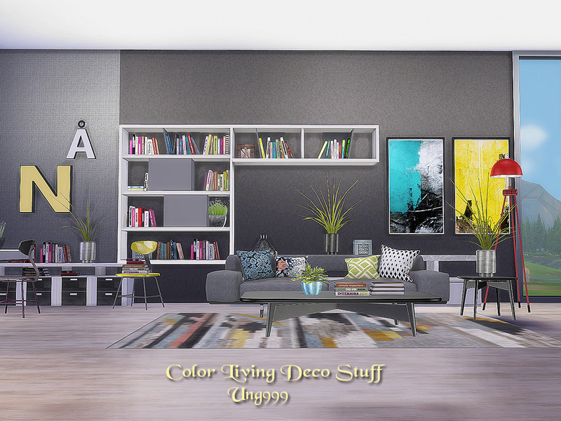 Color Living Decor Stuff   BY ung999