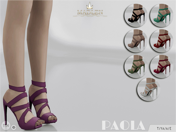 Madlen Paola Shoes by MJ95
