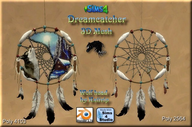 Dreamcatcher by Asyli